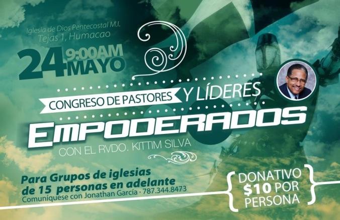 Congreso para pastores y líderes