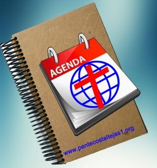 agenda - pagina web